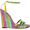 Roberto Cavalli sandale - Plataformas -