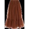 Rochas - Skirts -