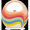 Rocio Rainbow Swirl hand bag - Hand bag - $840.00