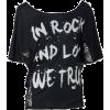 Rock - Košulje - duge -