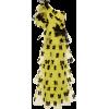 Rodarte One Shoulder Bow-Embellished - Dresses -