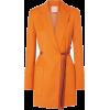 Roksanda Belted grain de poudre blazer - Jacket - coats -