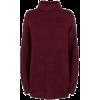 Roll Neck Jumper - Pullovers -