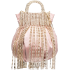 Rosantica Follie crystal-fringed tote ba - Hand bag -