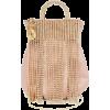 Rosantica's blush-pink Follie bag - Clutch bags -