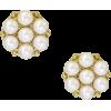 Rose Brinelli  pearl earrings - Naušnice -