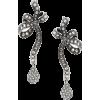 Rose Brinelli Vintage earrings - Brincos -