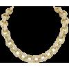 Rose Brinelli chain necklace - Ogrlice -