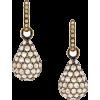 Rose Brinelli earrings - Brincos -