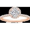 Rose Gold Ring - Rings -