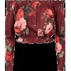 Rose Bardot Top - Long sleeves shirts -