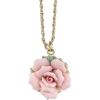 Rose Necklace - Colares -