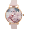 Rose gold pink watch - Watches -