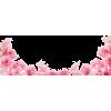 Rose petals border - Frames -