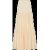 Rosetta Getty Tierd Ruffle Skirt - Gonne -