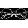 Round Glasses - Occhiali -