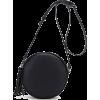 Round handbag black - Torbice -