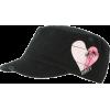 Roxy Calm Sea Military Hat - Girls' New Black - Kape - $20.80  ~ 17.86€