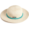 Roxy Kids Girls 7-16 Into The Water Hat Tan/Turquoise - Hat - $26.00
