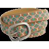 Roxy Tribal Belt - Women's Brown - Cinturones - $30.00  ~ 25.77€