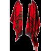 Royal Stewart Tartan Shawl - Swetry na guziki -