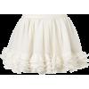 Ruffle Fluff Skirt - Röcke -