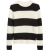 Rugby Stripe Sweater - Pullovers - $70.97
