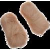 Rukavice Gloves Beige - グローブ -