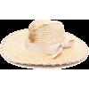 Ruslan Baginskiy woven straw sun hat - Kapelusze -