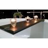 Rustic Wooden Bath Tub Tray - Resto - $119.00  ~ 102.21€