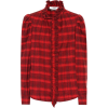 SABEL MARANT, ÉTOILE Dules checked cotto - Long sleeves shirts -