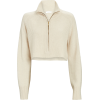 SABLYN Nash Cropped Cashmere Sweater - Pullovers -