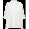 SACAI Flared shirt - Camicie (lunghe) -
