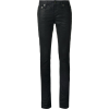 SAINT LAURENT coated skinny jeans - Rajstopy -