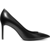 SAINT LAURENT Anja leather pumps - Classic shoes & Pumps -