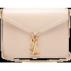SAINT LAURENT  Cassandra monogram leathe - Clutch bags -