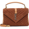 SAINT LAURENT Collège Large shoulder bag - Borsette -