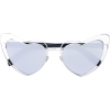 SAINT-LAURENT-LouLou-heart-sunglasses - Sunglasses -