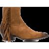 SAINT LAURENT Lukas 40 boots - Boots -