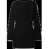 SAINT LAURENT Open-back bow-embellished - Vestiti -