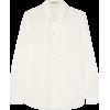 SAINT LAURENT Silk crepe de chine shirt - Hemden - kurz -