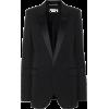 SAINT LAURENT Virgin wool blazer - Jacket - coats -