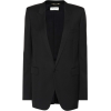 SAINT LAURENT Virgin wool blazer - Jacket - coats -
