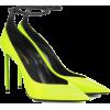 SAINT LAURENT Zoe 105 patent leather pum - Classic shoes & Pumps - £575.00  ~ $756.57