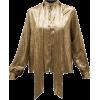 SAINT LAURENT - Long sleeves shirts -