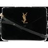 SAINT LAURENT sac porté épaule Monogram - Torbice -