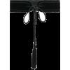 SAINT LAURENT whipstitch trim belt 495 € - Cintos -