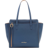 SALVATORE FERRAGAMO Amy Medium leather t - Borsette -