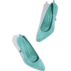 SALVATORE FERRAGAMO GANCINI PUMP - Klasične cipele -