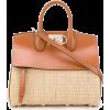 SALVATORE FERRAGAMO Gancio lock tote - Hand bag -